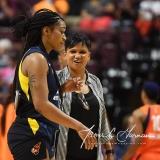 WNBA - Connecticut Sun 86 vs. Indiana Fever 77 (29)
