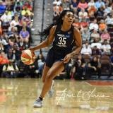WNBA - Connecticut Sun 86 vs. Indiana Fever 77 (34)