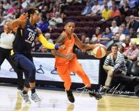 WNBA - Connecticut Sun 86 vs. Indiana Fever 77 (39)