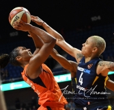 WNBA - Connecticut Sun 86 vs. Indiana Fever 77 (47)