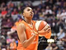 WNBA - Connecticut Sun 86 vs. Indiana Fever 77 (50)