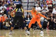 WNBA - Connecticut Sun 86 vs. Indiana Fever 77 (51)