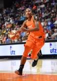WNBA - Connecticut Sun 86 vs. Indiana Fever 77 (52)
