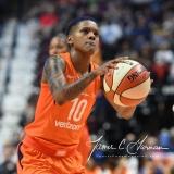 WNBA - Connecticut Sun 86 vs. Indiana Fever 77 (54)