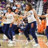 WNBA - Connecticut Sun 86 vs. Indiana Fever 77 (58)