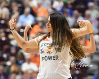 WNBA - Connecticut Sun 86 vs. Indiana Fever 77 (60)