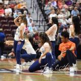 WNBA - Connecticut Sun 86 vs. Indiana Fever 77 (61)