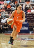 WNBA - Connecticut Sun 86 vs. Indiana Fever 77 (63)
