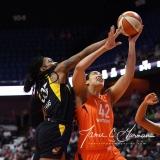 WNBA - Connecticut Sun 86 vs. Indiana Fever 77 (69)