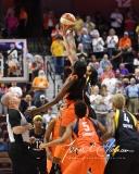 WNBA - Connecticut Sun 86 vs. Indiana Fever 77 (9)