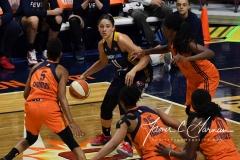 WNBA Connecticut Sun 89 vs. Indiana Fever 73 (11)