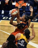 WNBA Connecticut Sun 89 vs. Indiana Fever 73 (12)