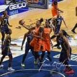 WNBA Connecticut Sun 89 vs. Indiana Fever 73 (15)