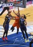 WNBA Connecticut Sun 89 vs. Indiana Fever 73 (16)