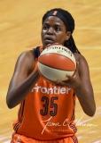 WNBA Connecticut Sun 89 vs. Indiana Fever 73 (17)