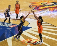 WNBA Connecticut Sun 89 vs. Indiana Fever 73 (22)
