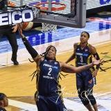 WNBA Connecticut Sun 89 vs. Indiana Fever 73 (23)