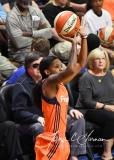 WNBA Connecticut Sun 89 vs. Indiana Fever 73 (25)