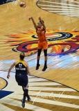 WNBA Connecticut Sun 89 vs. Indiana Fever 73 (27)