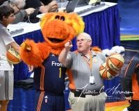 WNBA Connecticut Sun 89 vs. Indiana Fever 73 (3)