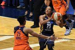 WNBA Connecticut Sun 89 vs. Indiana Fever 73 (30)
