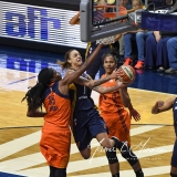 WNBA Connecticut Sun 89 vs. Indiana Fever 73 (31)