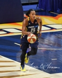 WNBA Connecticut Sun 89 vs. Indiana Fever 73 (32)