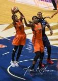 WNBA Connecticut Sun 89 vs. Indiana Fever 73 (36)