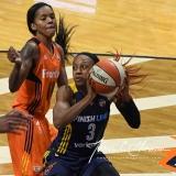 WNBA Connecticut Sun 89 vs. Indiana Fever 73 (38)
