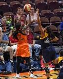 WNBA Connecticut Sun 89 vs. Indiana Fever 73 (39)