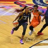 WNBA Connecticut Sun 89 vs. Indiana Fever 73 (40)