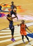 WNBA Connecticut Sun 89 vs. Indiana Fever 73 (41)