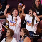 WNBA Connecticut Sun 89 vs. Indiana Fever 73 (42)