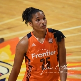 WNBA Connecticut Sun 89 vs. Indiana Fever 73 (45)