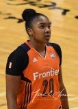 WNBA Connecticut Sun 89 vs. Indiana Fever 73 (46)