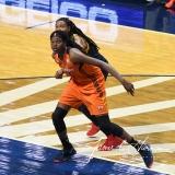 WNBA Connecticut Sun 89 vs. Indiana Fever 73 (48)