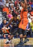 WNBA Connecticut Sun 89 vs. Indiana Fever 73 (51)