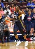 WNBA Connecticut Sun 89 vs. Indiana Fever 73 (53)