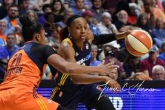 WNBA Connecticut Sun 89 vs. Indiana Fever 73 (54)