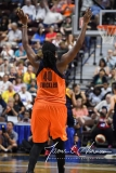 WNBA Connecticut Sun 89 vs. Indiana Fever 73 (56)