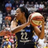 WNBA Connecticut Sun 89 vs. Indiana Fever 73 (57)