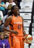 WNBA Connecticut Sun 89 vs. Indiana Fever 73 (59)