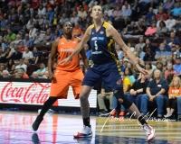 WNBA Connecticut Sun 89 vs. Indiana Fever 73 (60)