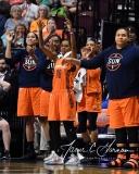 WNBA Connecticut Sun 89 vs. Indiana Fever 73 (61)
