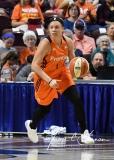 WNBA Connecticut Sun 89 vs. Indiana Fever 73 (63)