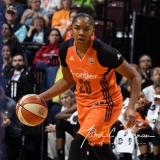 WNBA Connecticut Sun 89 vs. Indiana Fever 73 (66)