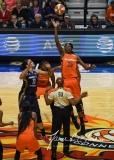 WNBA Connecticut Sun 89 vs. Indiana Fever 73 (7)