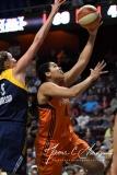 WNBA Connecticut Sun 89 vs. Indiana Fever 73 (71)