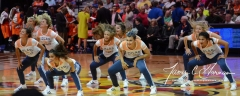 WNBA Connecticut Sun 89 vs. Indiana Fever 73 (73)