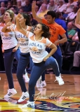 WNBA Connecticut Sun 89 vs. Indiana Fever 73 (76)